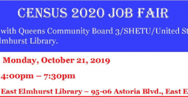 Census 2020 Job Fair